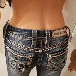 Rock Revival Jeans - Rock Revival Signature Stacy Jeans